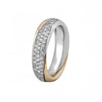 Loop Ring 14K Guld