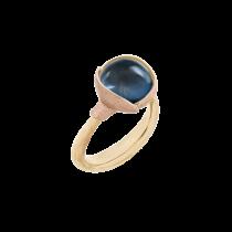 Lotus Ring Str.2 18K Guld