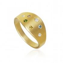 Luna Ring 18K Guld