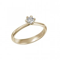 Moments Ring 14K Guld 0.20ct