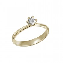 Moments Ring 14K Guld 0.30ct