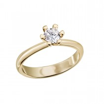 Moments Ring 14K Guld 0.40ct