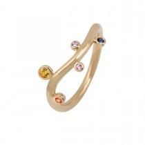 Oberon Ring 14K Guld
