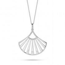 Oriental Halskæde Sølv