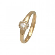 Ouverture Ring 18K Guld