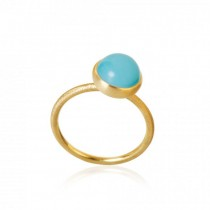 Pacific Ring Small 18K Guld