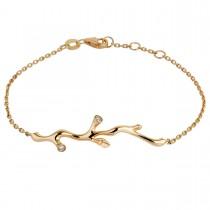 Reef Bracelet 14K Gold