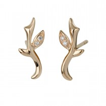 Reef Earrings 14K Gold