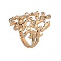 Reef Ring 14K Gold