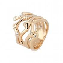 River Ring 14K Guld