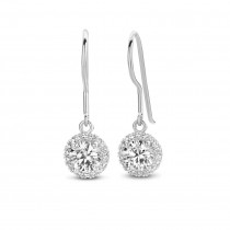 Romance Earrings Sterling Silver