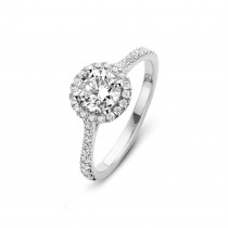 Romance Ring Sterling Silver