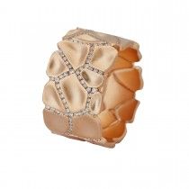 Rome Small Ring 18K Rosaguld