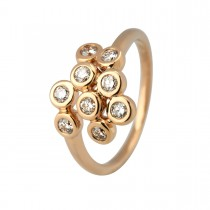 Shine Mini Ring 14K Guld
