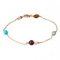 Summertime Bracelet 14K Gold