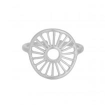 Sunlight Ring Sterling Silver