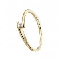 Tudor III Ring 14K Guld