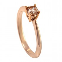 Twilight Ring 14K Rosaguld