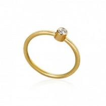 Twinkle Ring 18K Guld