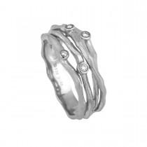 Willow Ring Sølv